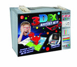 3DFX Artist Kit : Drawings come to life with incredible 3DFX glasses!