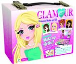 Glamour Girl Princess Make-Up Kit : Activity Briefcase