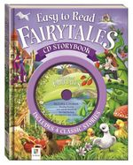 Easy to Read Fairytales with Cd