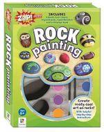 Zap! Extra Rock Painting : Zap! Extra