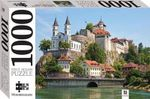 Aarburg Castle Switzerland : 1000 Piece Jigsaw Puzzle