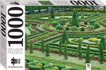Tropical Garden At Pattaya : 1000 Piece Jigsaw Puzzle - Hinkler Books