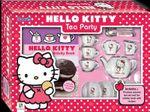 Hello Kitty Tea Party Set