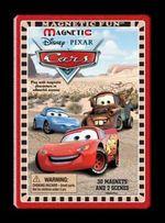 Disney Pixar Cars Magnetic : Disney Pixar Cars