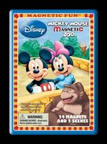 Disney Mickey Mouse Magnetic Zoo