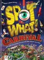 Spot What! Carnival - Nick Bryant