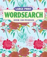 Wordsearch 1 : Large Print