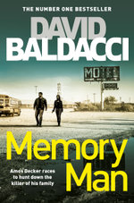 Memory Man : An Amos Decker Book 1 - David Baldacci