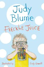 Freckle Juice - Judy Blume