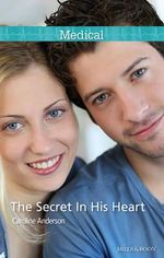 The Secret In His Heart - Anderson Caroline