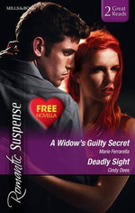 A Widow's Guilty Secret/deadly Sight/the Spy Who Loved Her - Cindy Dees, Marie Ferrarella Marie Ferrarella