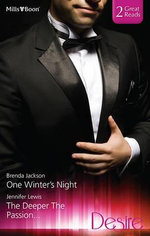 One Winter's Night/the Deeper The Passion... - Jackson, Jennifer Lewis Brenda