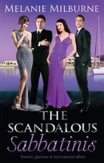 The Scandalous Sabbatinis - Melanie Milburne