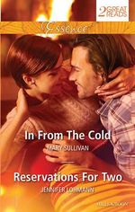 In From The Cold/reservations For Two - Mary Sullivan