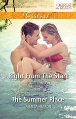 Right From The Start / The Summer Place : Essence Duo - Jeanie London