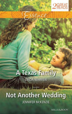 A Texas Family / Not Another Wedding - Linda Warren