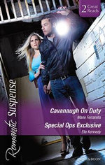 Cavanaugh On Duty/Special Ops Exclusive - Marie Ferrarella