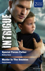 Special Forces Father/Murder In The Smokies - Mallory Kane