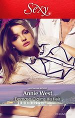 Damaso Claims His Heir - Annie West