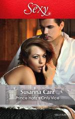 Prince Hafiz's Only Vice - Susanna Carr