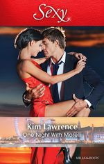 One Night with Morelli - Kim Lawrence