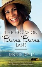 The House On Burra Burra Lane - Jennie Jones