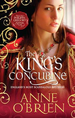 The King's Concubine : MIRA Series - Anne O'Brien