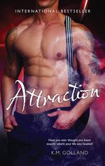Attraction : The Temptation Series - K.M. Golland