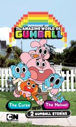 Gumball : The Curse and The Helmet - Gumball