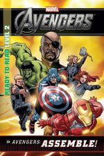 Avengers Assemble : Marvel Ready-to-Read Level 2
