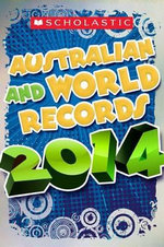 Australian and World Records 2014 - Jenifer Corr Morse
