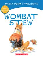 Wombat Stew Unabridged and Redesigned - Marcia Vaughan