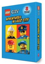 Lego City - Adventures in Lego City : Adventures in Lego City Boxed Set