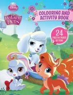 Palace Pets - Colouring and Activity Book