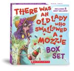 There Was an Old Lady Who Swallowed a Mozzie Boxed Set : Includes 5 Bestsellers! - P. Crumble