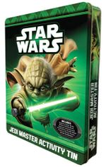 Star Wars Jedi Master Activity Tin
