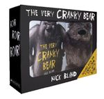 Very Cranky Bear Plush Boxed Set with roar - Nick Bland