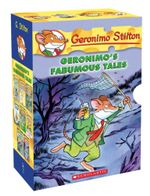 Geronimo's Fabumouse Tales - 8 x Books in 1 x Boxed Set : Geronimo's Fabumouse Tales (Books1 to 8) - Geronimo Stilton