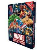 Marvel Super Hero Action Files : Marvel Super Heroes
