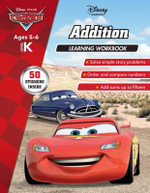 Cars Addition : Learning Workbook
