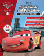 Cars : Sight Words and Vocabulary Learning Workbook