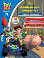 Toy Story : Addition and Subtraction Learning Workbook