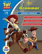 Toy Story : Grammar Learning Workbook