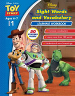 Toy Story : Sight Words and Vocabulary Learning Workbook