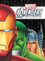 Marvel Avengers : Hero Chronicles - Rich Thomas