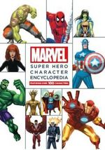 Marvel Super Hero Character Encyclopedia : Marvel - Scott Peterson
