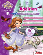 Sofia the First : Addition Learning Workbook