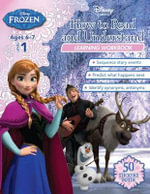 Disney Frozen : How to Read and Understand Learning Workbook
