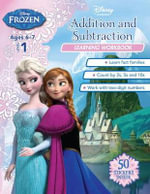 Disney Frozen Addition and Subtraction : Learning Workbook