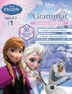 Disney Frozen : Grammar Learning Workbook